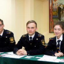 Студенты специальности Правоохранительная деятельность вышли на российский этап Олимпиады